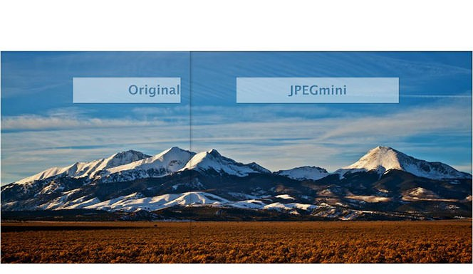 jPEGmini- Best jpeg image optimizer