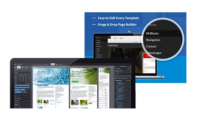 Faster web development with HTML Builder