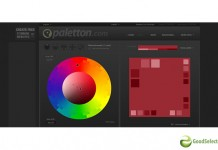 Selecting Colors Using Color Palettes