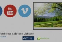Vulnerable WordPress Plugin: WordPress Plugin Colorbox Lightbox v1.1.1