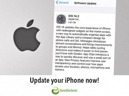 Update your iPhone now!