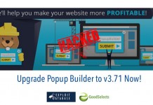 WordPress Plugin Popup Builder