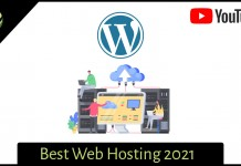 Best Webhosting for WordPress 2021
