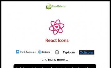 Include popular icons in your React projects easily with react-icons